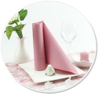 Tischdeko Von Rosa Uber Altrosa Bis Pink