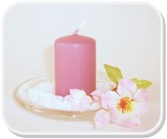 Tischdeko von rosa ber altrosa bis pink for Dekoartikel altrosa